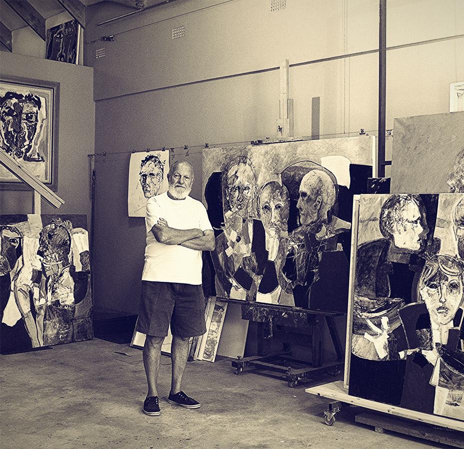 André François van Vuuren (in studio)